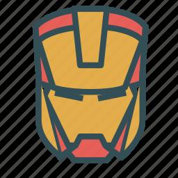 avatar, humanoid, ironman, robot, superhero icon