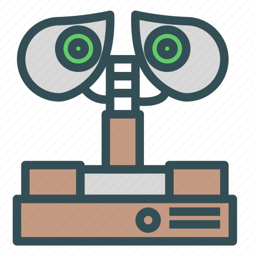 avatar, fiction, future, robot icon