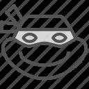 avatar, donatello, humanoid, ninja, turtle icon