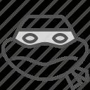 avatar, humanoid, leonardo, ninja, turtle icon