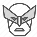 avatar, humanoid, superhero, wolfverine icon