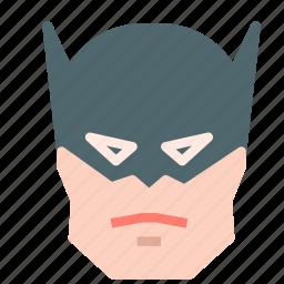 avatar, batman, humanoid, superhero icon