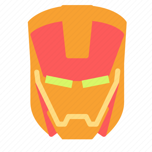 avatar, humanoid, ironman, robot, superhero icon