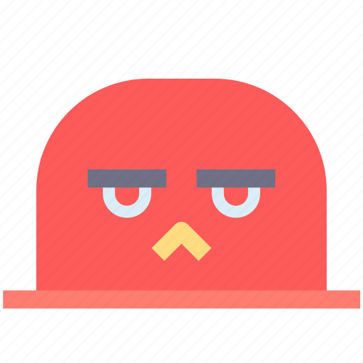 angry, animal, avatar, fictional, mole icon