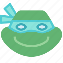 avatar, donatello, humanoid, ninja, turtle icon