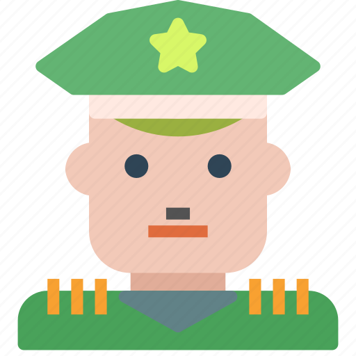 avatar, general, human, male, soldier, star, trooper icon