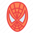 avatar, humanoid, spiderman, superhero icon