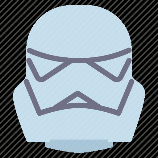 avatar, humanoid, starwars, storm, trooper icon