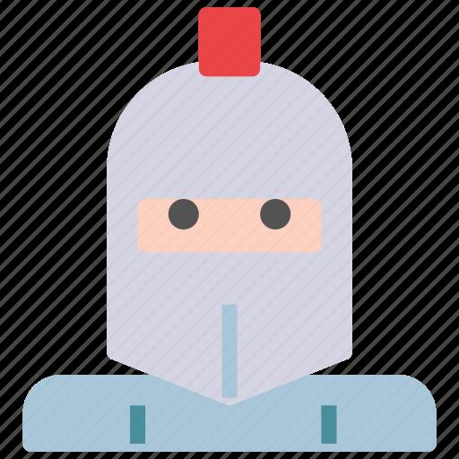 avatar, human, roman, warrior icon