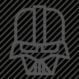 avatar, darthvader, humanoid, starwars icon
