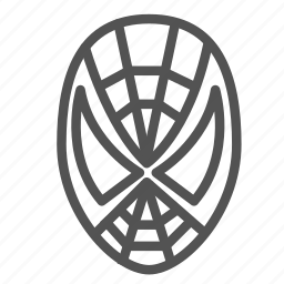 avatar, humanoid, spiderman, superhero icon
