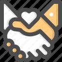 charity, hands, handshake, handshaking, partnership, refugee, solidarity icon