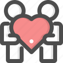 charity, donation, fundraising, give, giving, provide, provider icon