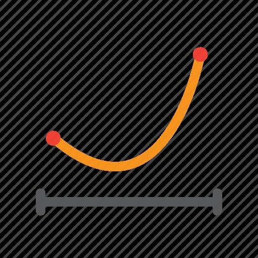alanysis, chart, graph, grow, line, statistic icon