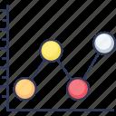 growth, chart, graph