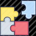 puzzle, jigsaw, creative