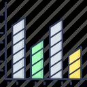 bar, graph, chart