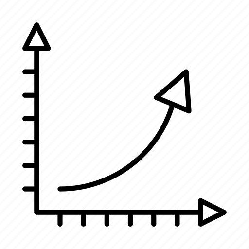 analytics, business, chart, diagram, graph, sales, statistics icon