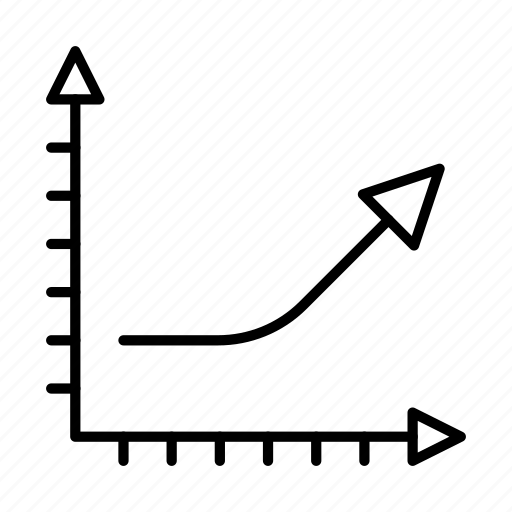 analytics, business, chart, diagram, graph, sales, statistics icon