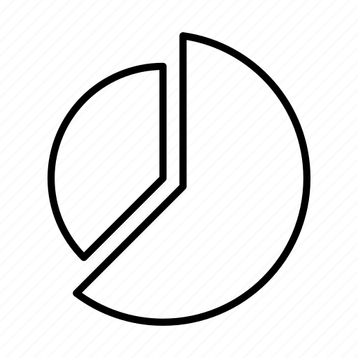 analytics, chart, diagram, graph, pie, sales, statistics icon