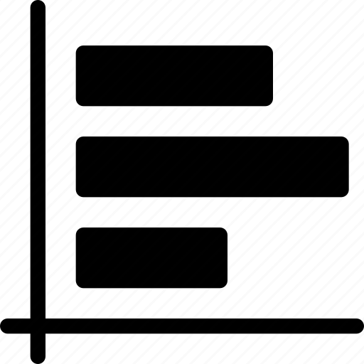 block, chart, graph, report, statistics icon