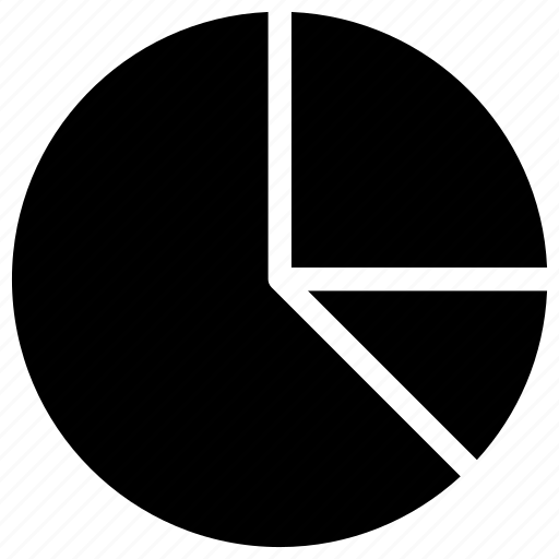 chart, graph, pie, report, statistics icon
