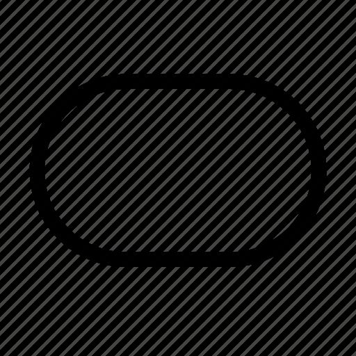 Chart, flowchart, terminator icon - Download on Iconfinder