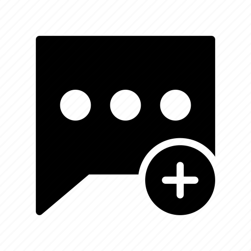ad, bubble, chat, conversation, message icon