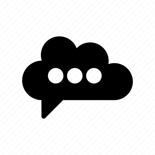 cloud, database, server, storage, weather icon