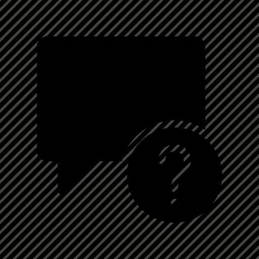bubble, chat, conversation, help, message icon