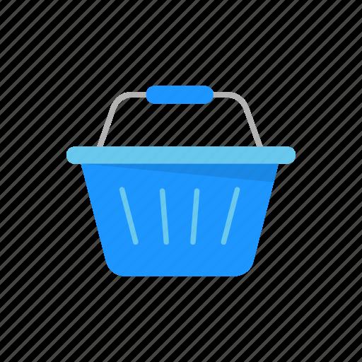 basket, grocery basket, online shopping, shopping icon