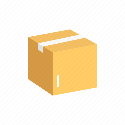 box, delivery box, goods, package icon