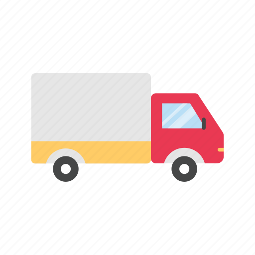delivery, delivery truck, transportation, truck icon