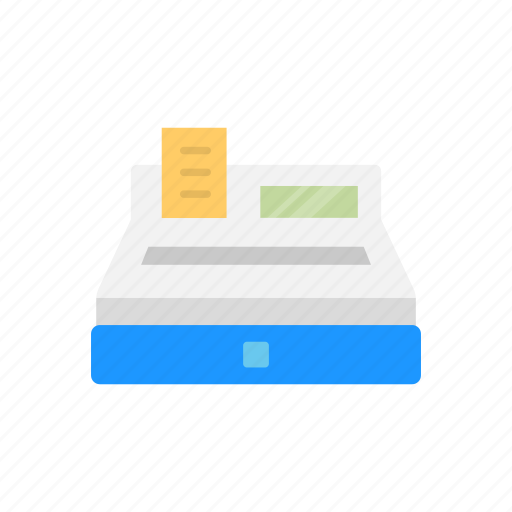 atm, cash register, money, shopping icon