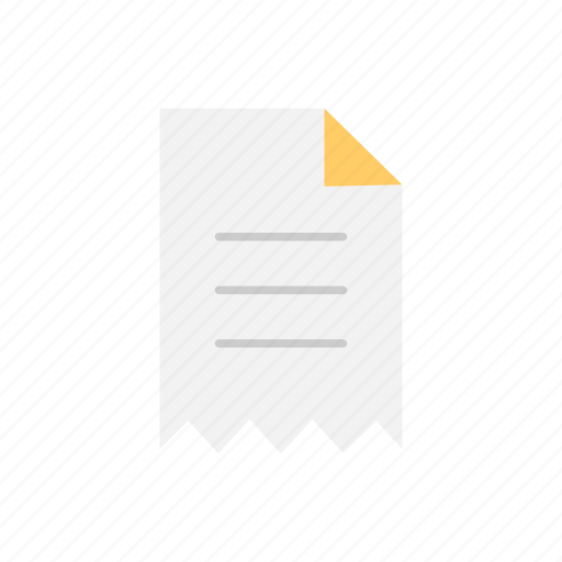 document, file, note, text icon
