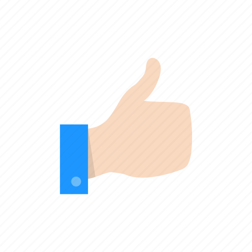 approved, deal, like, thumbs up icon
