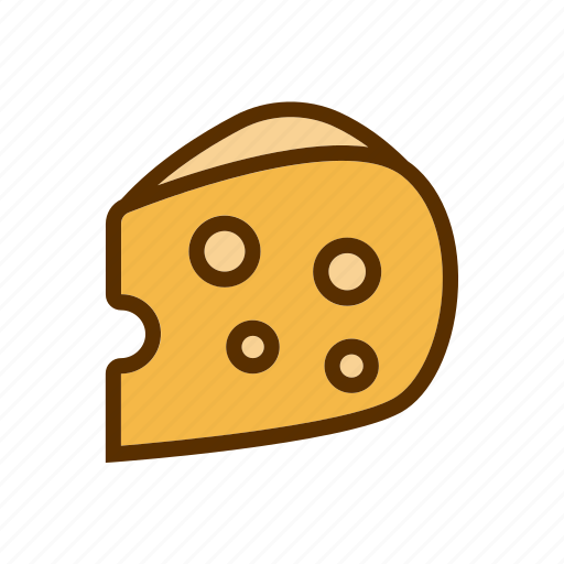 Cheddar, cheese, meal, portion, taste icon - Download on Iconfinder