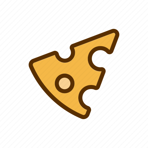 cheddar, cheese, food, nutrition, sliced icon