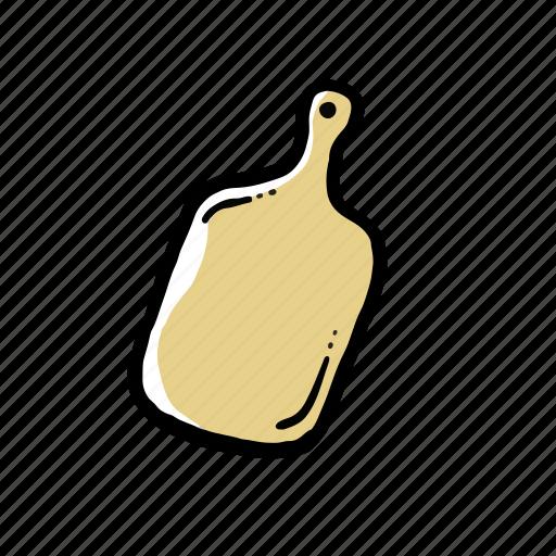 chef, elements, hand drawn icon