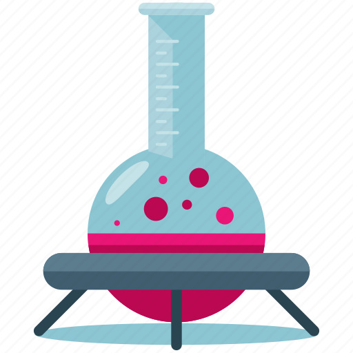 chemical, chemistry, experiments, lab, laboratory, test, tube icon