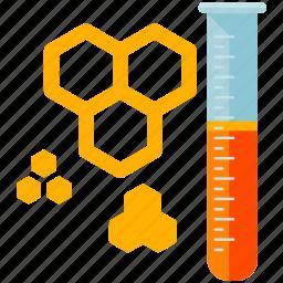 chemistry, experiment, lab, laboratory, test, tube icon