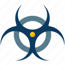 chemistry, danger, hazard, lab, laboratory, lethal icon