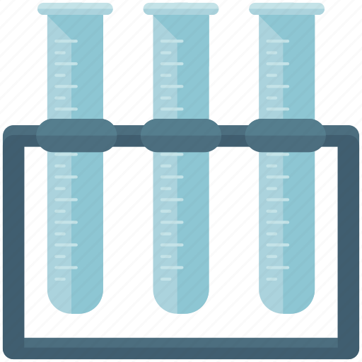 Chemistry, experiment, lab, laboratory, test, tubes icon - Download on Iconfinder
