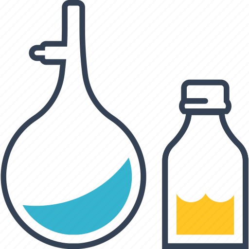 chemistry, device, experiment icon