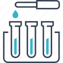 chemistry, experiment, flask, fluids icon