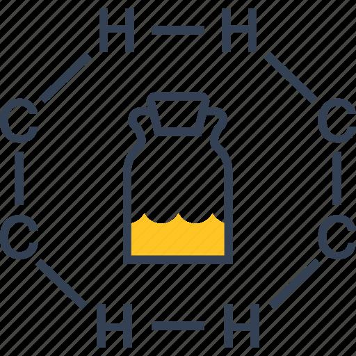 chemistry, education, formula icon