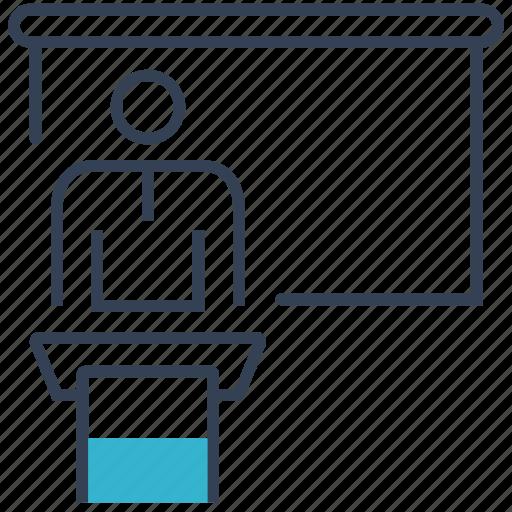 Chemistry, teacher, university icon - Download on Iconfinder