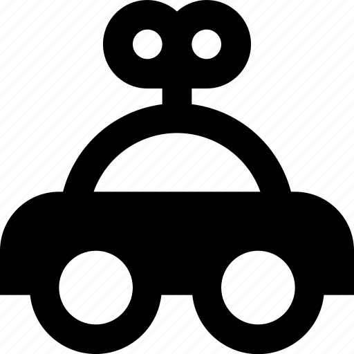 car, windup icon