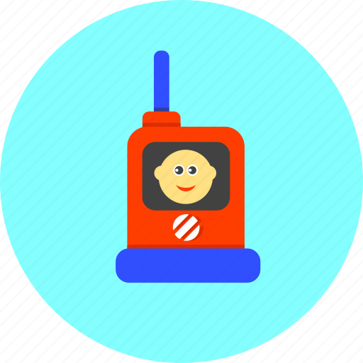 babyfon, call, device, mobile, phone, telephone, toy icon