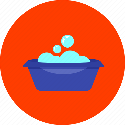 baby, bath, bathtub, infant, newborn, shower, toy icon